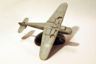Bf 109 K-4 W.Nr.332 380 | Fujimi 1:48 by Kendzior
