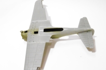 PZL.43 | Mirage Hobby 1:48 by Kendzior