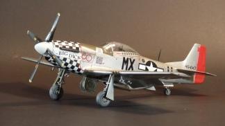 P-51 D Mustang 1:48 Tamiya by Kendzior