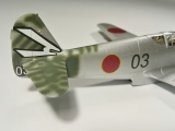 Ki-61 Tei Hien | Hasegawa 1:48 by Kendzior