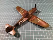 Messerschmitt Bf-109K-4 | Fujimi 1:48 by Kendzior